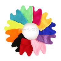 10 PCS / Lot Cotton Infant Hat Skull Cap For 6 months-4 Years Toddler Infant Baby Boys & Girls Wholesale 11 Colors choose