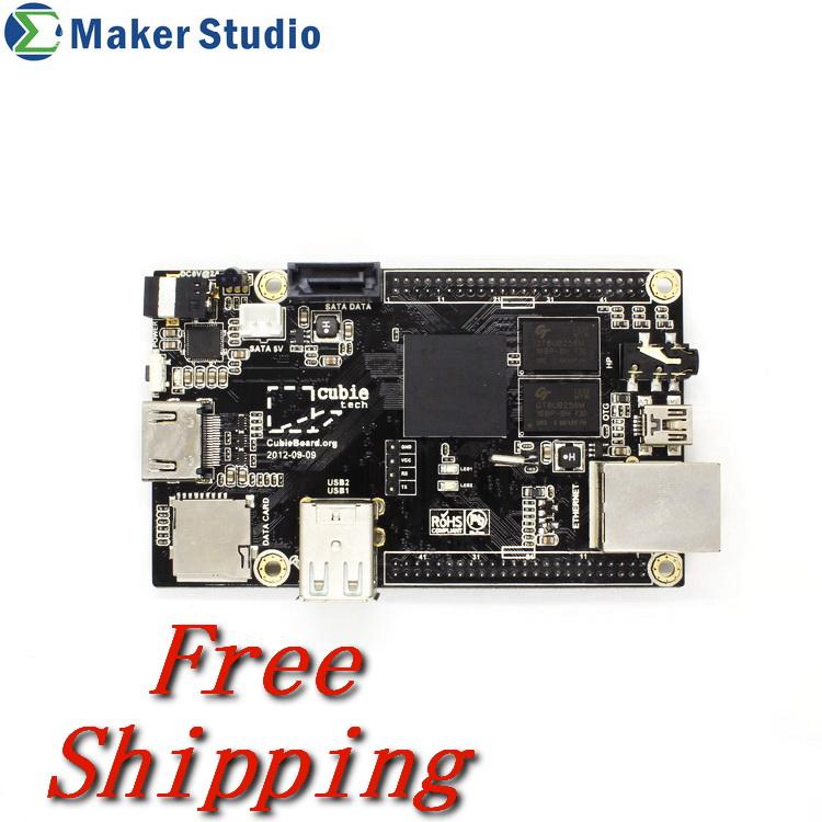Cubieboard1 1GB ARM Cortext-A8 Development Board Mini PC(China (Mainland))