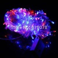 Free ship 30M 200 LED Light String lighting Fairy Party Wedding String Light Garland Christmas Xmas decoration