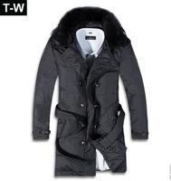 TUC0082203  2013 New Men's  winter warm dwinter down jacket men,winter down coat men,men down free shipping