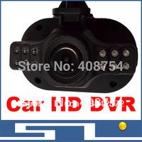 Newest Car Mini DVR Full HD 12 IR LED  Camera, Video Car Recorder Russian DVR Car,1.5'' TFT LCD Free shipping