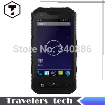 NEW 2013 ALPS A8 IP67 Waterproof  Android 4.2 MTK6572 Dual Core Dual SIM Card 5.0MP Camera 4.0 Inch IPS Screen Smart Phone
