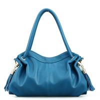 New Arrival Women Genuine Leather Handbag Single-shoulder Women Bag Hot Selling Woman Cowhide Handbag