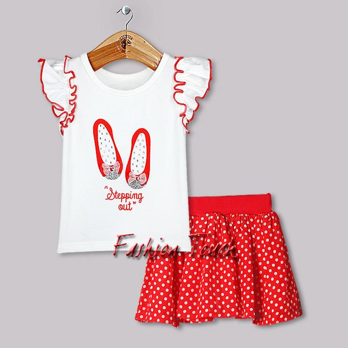 Комплект одежды для девочек t CS30828-2^^FT