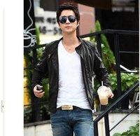 OWIND Hotsale Fashion Korean casual coat men slim comfortable men autumn keep warm jacket outwear Drop Shipping