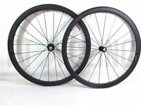 1250g/pair ! 100% handbuilt Full Carbon Clincher wheelset 38mm x 23mm light weight road bike wheels aerospoke