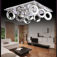 2013 New Modern LED Crystal Ceiling lights Guaranteed100% Free shipping