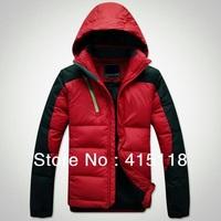 2013 The Winter Jackets Warm 90% Down Jacket Man's Coat Winter Sport Jacket Down & Parkas Five Color