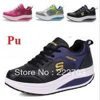 red bottom winter brand leather For womens sneakers new 2013 shoes women casual discount online sapatos chaussure femme