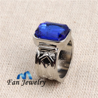 The Lord of the Rings the power of  thror Dwarf Seven Hobbit  Ring  Movies Jewelry