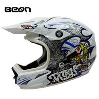 BEON brand motorcycle helmets moto motocross helmets motorcycle atv cascos cross capacete casque downhill road M L XL MX-14 ECE