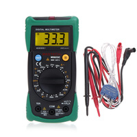 MASTECH MS8233C Digital Multimeter DMM Type-K Thermocouple Contact AC/DC Tester Detector with Diode