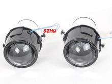 car bifocal fog lens Front bumper lights bifocal lens assembly case for Chevrolet Cruze 2009 ON