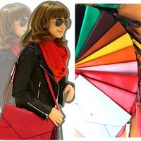 Fation Womens Envelope Clutch Chain Purse Lady Handbag Tote Shoulder Hand Bag wholesale