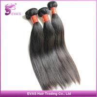 "Soft & Smooth Natural Straight Hair Virgin Human Unprocessed Malaysian Hair Extension 3PCS LOT Mixed Length 8""-30"" Free Shipping"