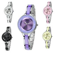 Gorgeous! Ceramic KIMIO Brand Luxury Ladies Quartz Watch Fasion Wristwatch for Ladies Female Bracelet Hours K489M