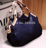 Women Messenger Bags 2014 Hot Fashion Desigual Handbag Design Casual Shoulders Totes Single Shoulder  Leather Women Bags WB2036