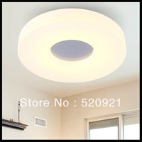 20W Round Acryl D400mm SMD Led ceiling light brief bedroom lights15-20 square meters living room lights balcony lamp
