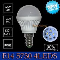 10pcs hot sellingled lights High power led lamp  e14 3w  4W 5w 6w 7w 10W  2835 SMD 12W 15W 5730SMD AC220V Energy-saving lamps