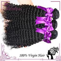 Thickest Mongolian Kinky Curly Virgin Hair 3pcs lot Cheap Human Hair 100g Bundles Mongolian Kinky Curly Virgin Hair Extension