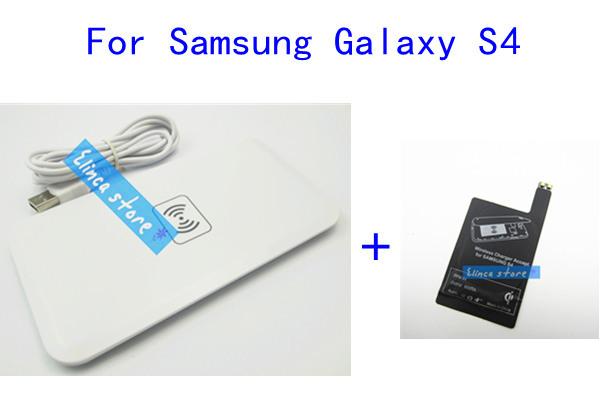 Зарядное устройство для мобильных телефонов WIRELESS CHARGER + Samsung S4 i9500 + USB MC-02A нестеров су 24мр h0266b02 02a