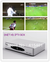 Free shipping Android media player wifi  DNET3 IPTV box player watch EPL channels as same as starhub epl