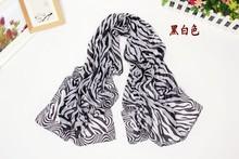 women winter scarf promotion