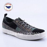 2013 new casual men's canvas shoes diamond wealth