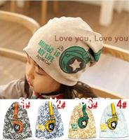 Free shipping 10pcs/lot, Cute design music headset caps baby hats Boys & Girls gift children hat
