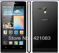 HTM A6 P6 P7 L35H L39H Cheap Dual Core Android Phone MTK6572 1.3Ghz 512MB RAM+ 1GB ROM 4.5Inch Screen 3G Camera Multi Language