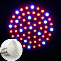 10pcs Free Shipping 38/60/80pcs 3W LED Red Blue Aquarium LED Grow Lighting China Hydroponics Indoor LED Plant Grow Lights Lamp