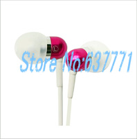 Wholesale 3.5mm Computer Headset  Sport Earphone For MP3,MP4,MP5 Noise Cancelling Headphones