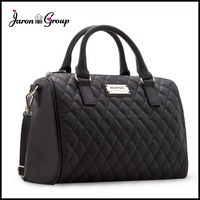 Jaron Group 2014 Fashion Black Women Shoulder Bags Handbags Rivet Chain Women Messenger Bags Lady Satchel Boston Bags Sac a main