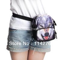 2014 best selling retail items cool wolf sport bag, leisure cross body bag shoulder bag  for men  BBP109W