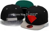 Brand New  Adjustable DIAMOND Snapback Caps Hats Hip Hop Sport  Baseball  Snap back Caps Free Shipping