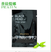 PILATEN Tearing Deep Cleansing Blackhead,Close pores, Remove Blackhead Facial Mask 40pcs/lot