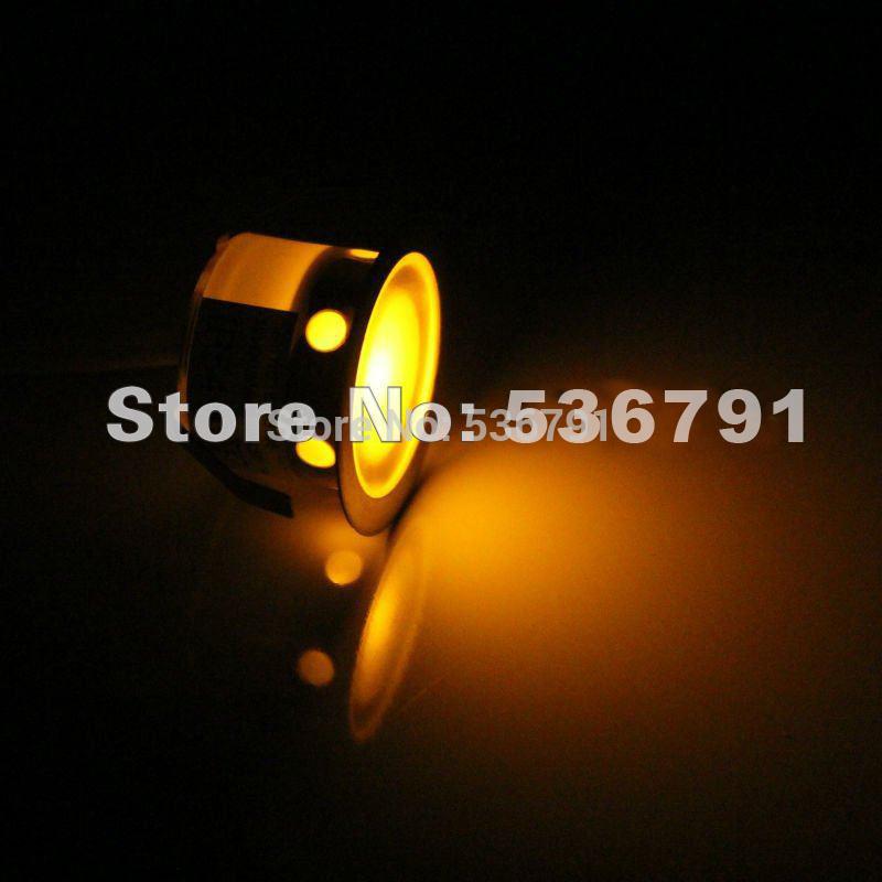 (10 pieces/lot) Free Shipping 30MM Mini LED Deck Light Kits IP67 Outdoor: 10pcs 0.3W Light s & 1pc 8W LED Driver (SC-B105B)(China (Mainland))