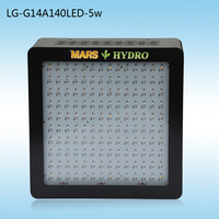 2014 LED Grow Light 700W New Full Spectrum 11 Band 5W Chip For Hydroponics Free Hanging Kit(Stock in Canada,RU,USA,UK,AU )