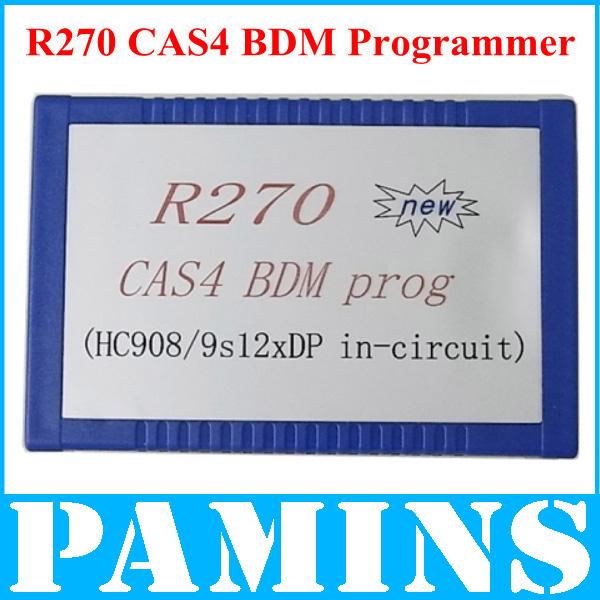 R270 Cas4 Bdm Programmer Cas For Bmw Auto Key Mercedes Benz Key Programming Tool Smart Car Obd reprogramming Transponder Device(China (Mainland))
