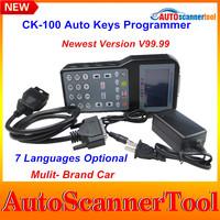 2014 New Release V99.99 Version Slica SBB Key Programmer CK100 Key Programmer Auto Key Programmer China Post Free Shipping