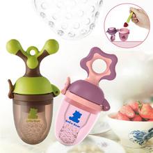 envío gratis mordedor bebé goma niño dentición cepillo para poco bebé bolsa de alimentación niños dientes pegamento cuidado del bebé sonajero juguetes(China (Mainland))