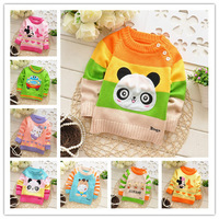 Free shipping autumn baby boys and girls cardigan sweater,children pullover sweater,kid clothing#Z042