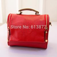 New 2015 Women's handbag women leather bag vintage bag shoulder bags messenger bag female small tote