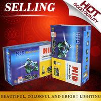super bright motorcycle headlight hid xenon kit bi xenon h4  h/l 55w hid kit  12v  3000K 4300K 5000K 6000K light motorcycle