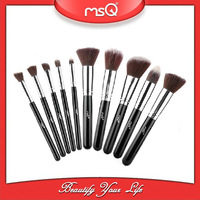 New Professional Makeup Brush Set ,10pcs Different style Advanced Synthetic hair Long Tiny Cosmetic Makeup Brush ,FREE SHIPPING