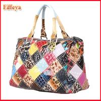 Brand Snakeskin Women Handbag Fashion Colorful Women Messenger Shoulder Bags Tote