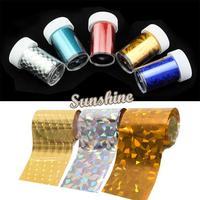New Fashion Nail Sticker, Nail Foil, Nail Art Decoration Transfer 5 Different Styles/Set 13147 b015