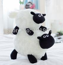 popular white plush toy