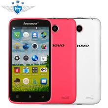 Teléfono móvil original de Lenovo A516 MTK6572 4.5 pulgadas de doble núcleo 4GB Android 4.2 WCDMA de doble cámara de 5.0MP GPS(China (Mainland))