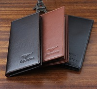 2013 NEW Septwolves men's wallet  Genuine leather High-grade long wallet fashion and soft purse Business bag free shipping
